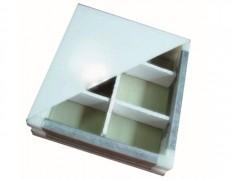 玻镁网格净化板
